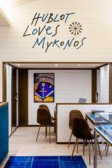 Mykonos interior