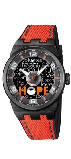 Turbine HOPE A8002_1 Dial visible extra strap