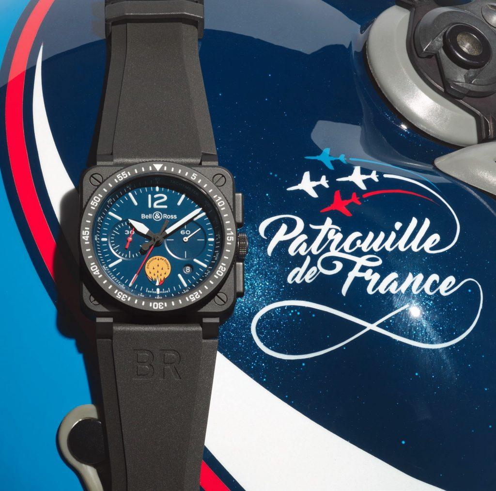 Bell & Ross BR 03-94 PATROUILLE DE FRANCE