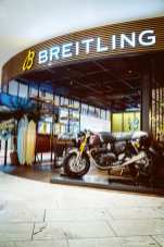 Breitling and Triumph