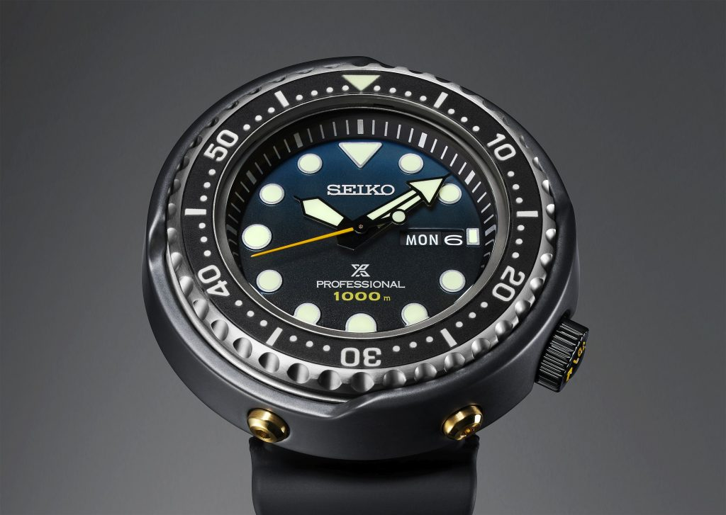 Seiko Prospex 1986 Quartz Diver's Limited Edition