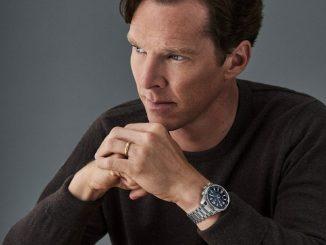 Polaris Mariner Memovox seen by Benedict Cumberbatch