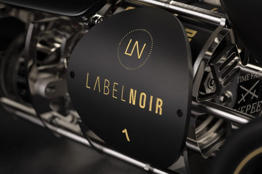 Label Noir meets L'Epée 1839: Time Fast D8 LN_EP01