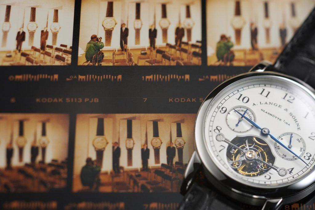 "Günter Blümlein's TOURBILLON ""Pour le Mérite"" with the limitation number 1/50"