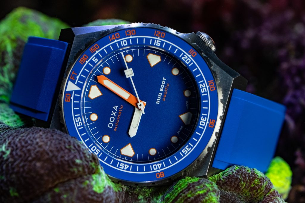 DOXA SUB 600T Pacific Limited Edition