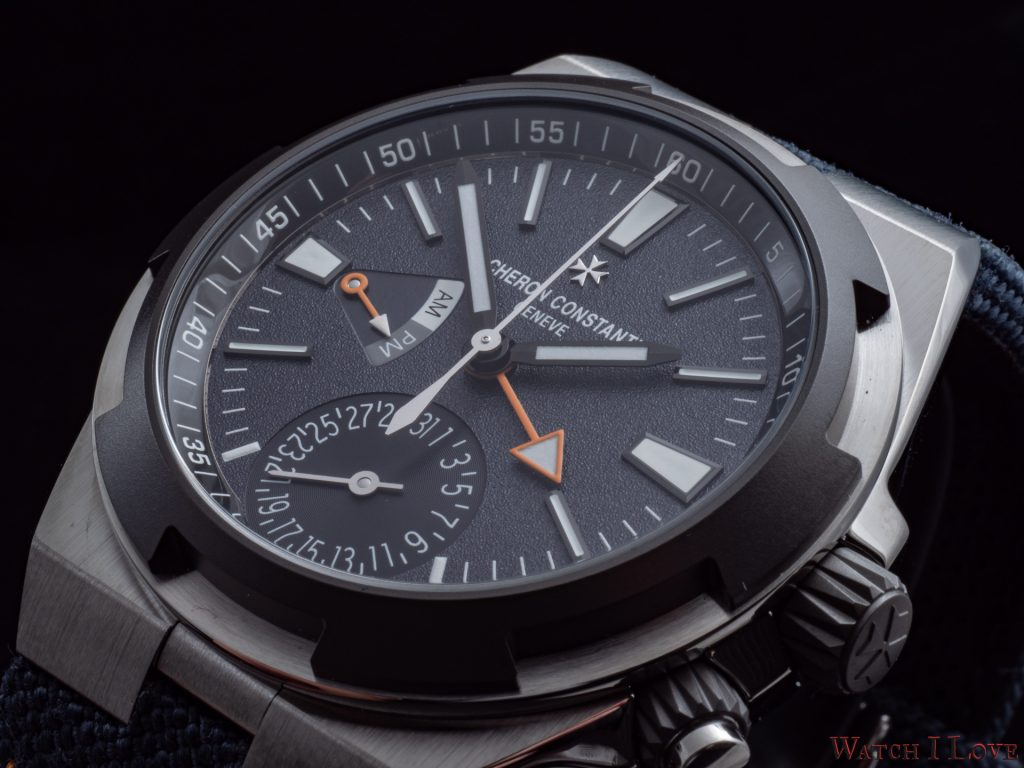 """""""Overseas dual time """"Everest"""" Reference 7910V/000T-B922"""