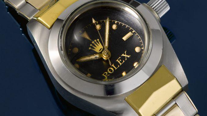 Rolex Experimental Deep Sea Special N°1