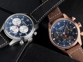 Alpina Startimer Pilot Quartz Chronograph Big Date