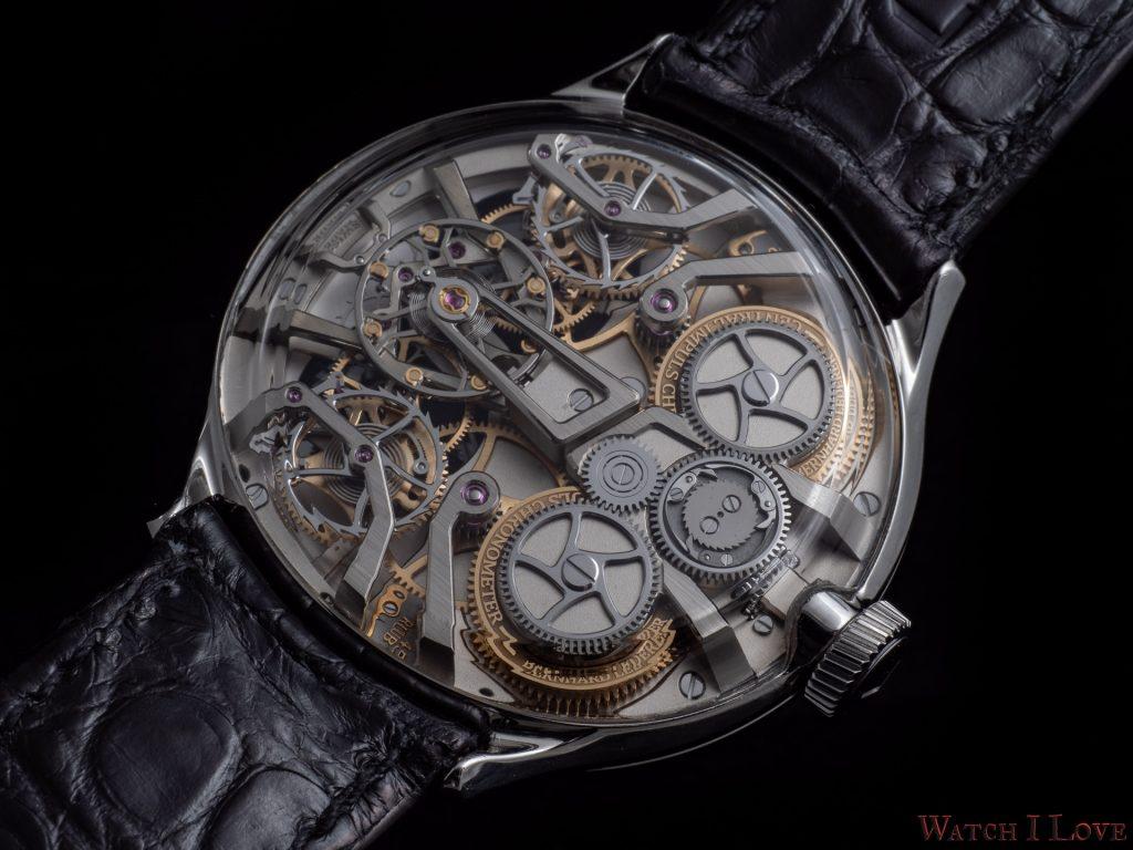 Constant Impulse Chronometer
