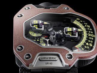 URWERK UR-110 Bakélite