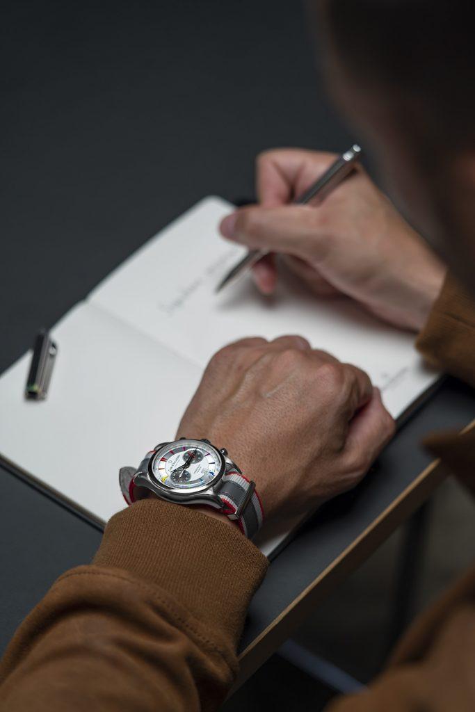 Carl F. Bucherer Manero Flyback Signature