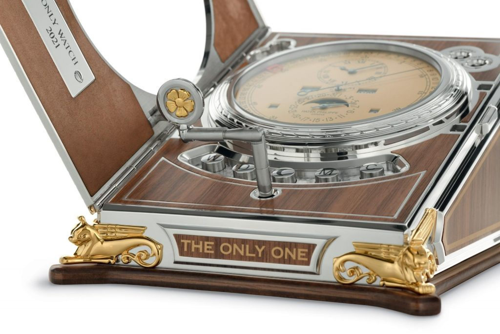Patek Philippe Complicated Desk Clock Only Watch 2021
