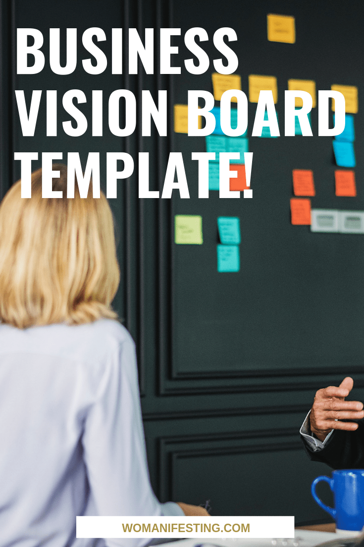 Business Vision Board Creation For Your Spiritual Business