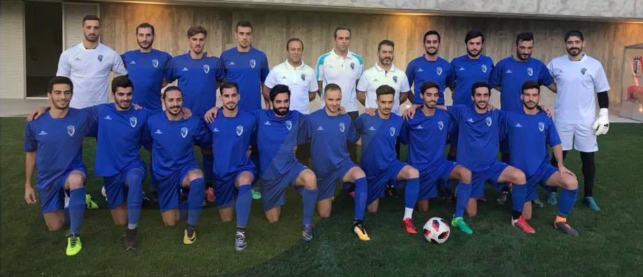 Selecção da AF Braga vence Sub-23 do SC Braga