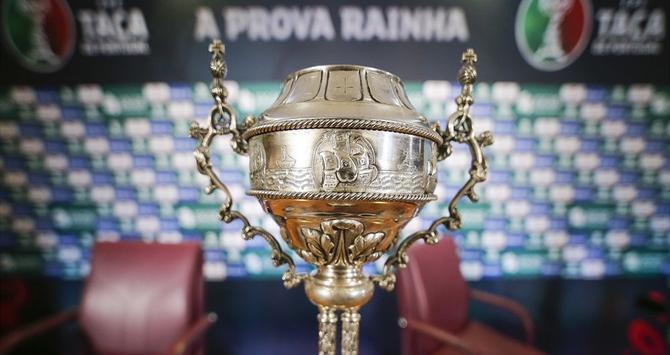 Taça de Portugal. Maria da Fonte recebe Santa Clara