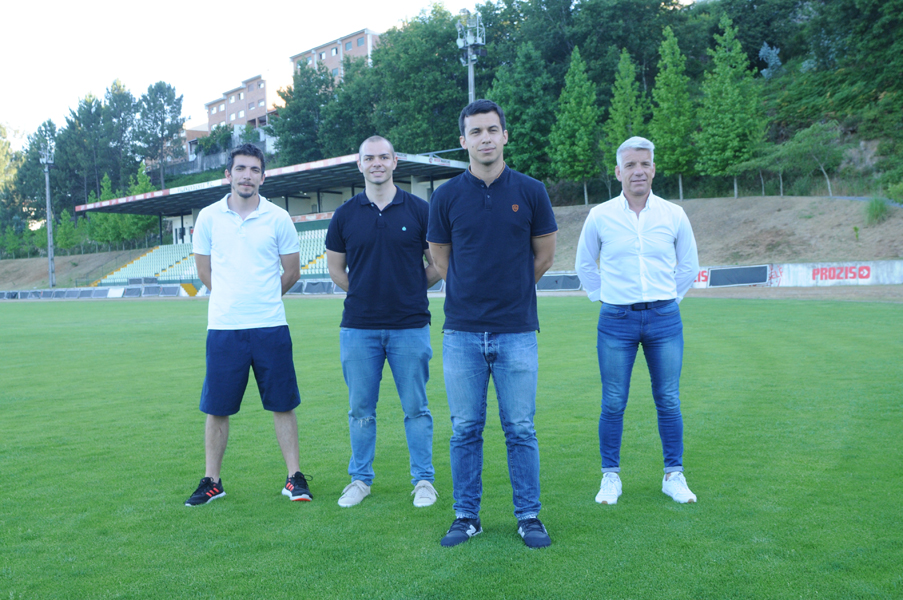 «Vilaverdense é um clube com muita história isso dá-nos mais responsabilidade»