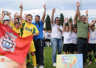 Lago e Amares/Figueiredo conquistaram Torneio Inter-freguesias