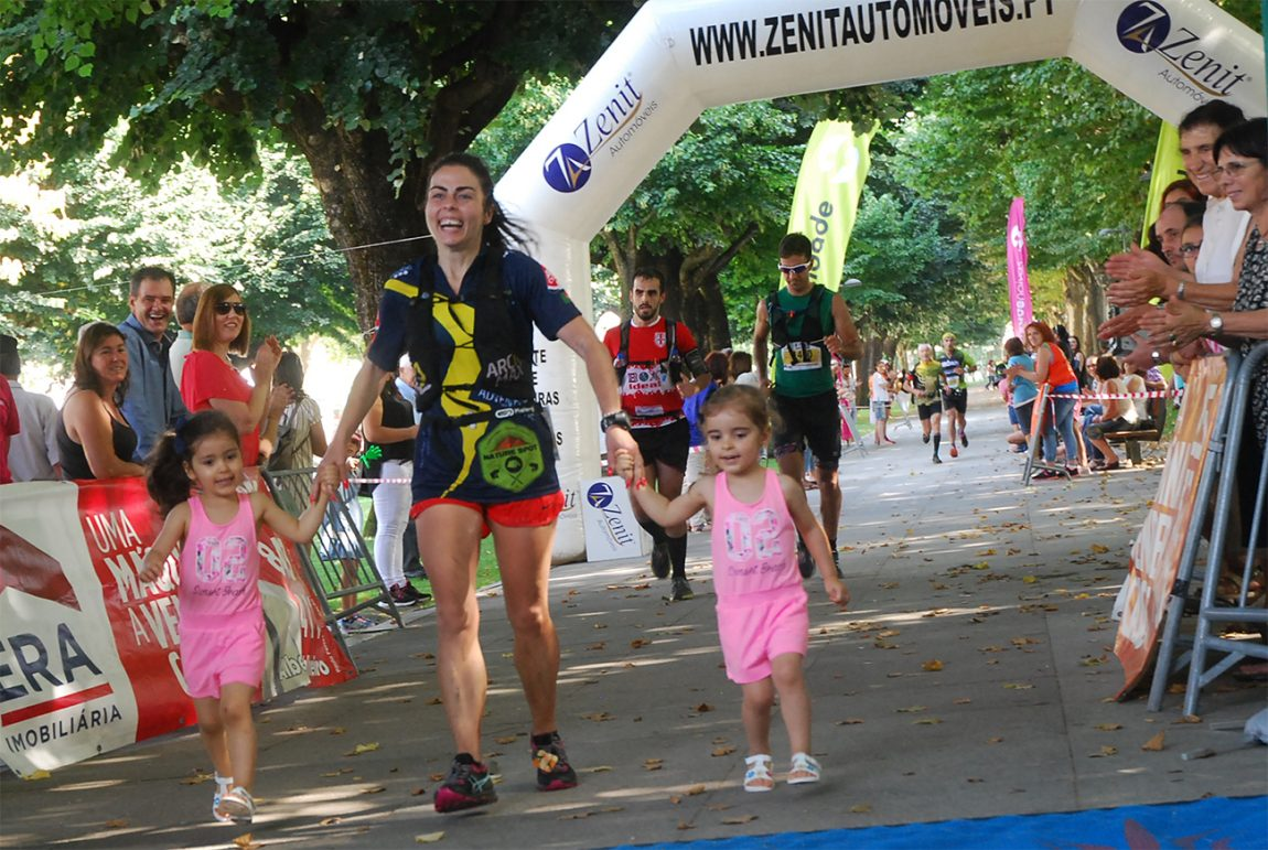 Trail Antonino corre-se no domingo