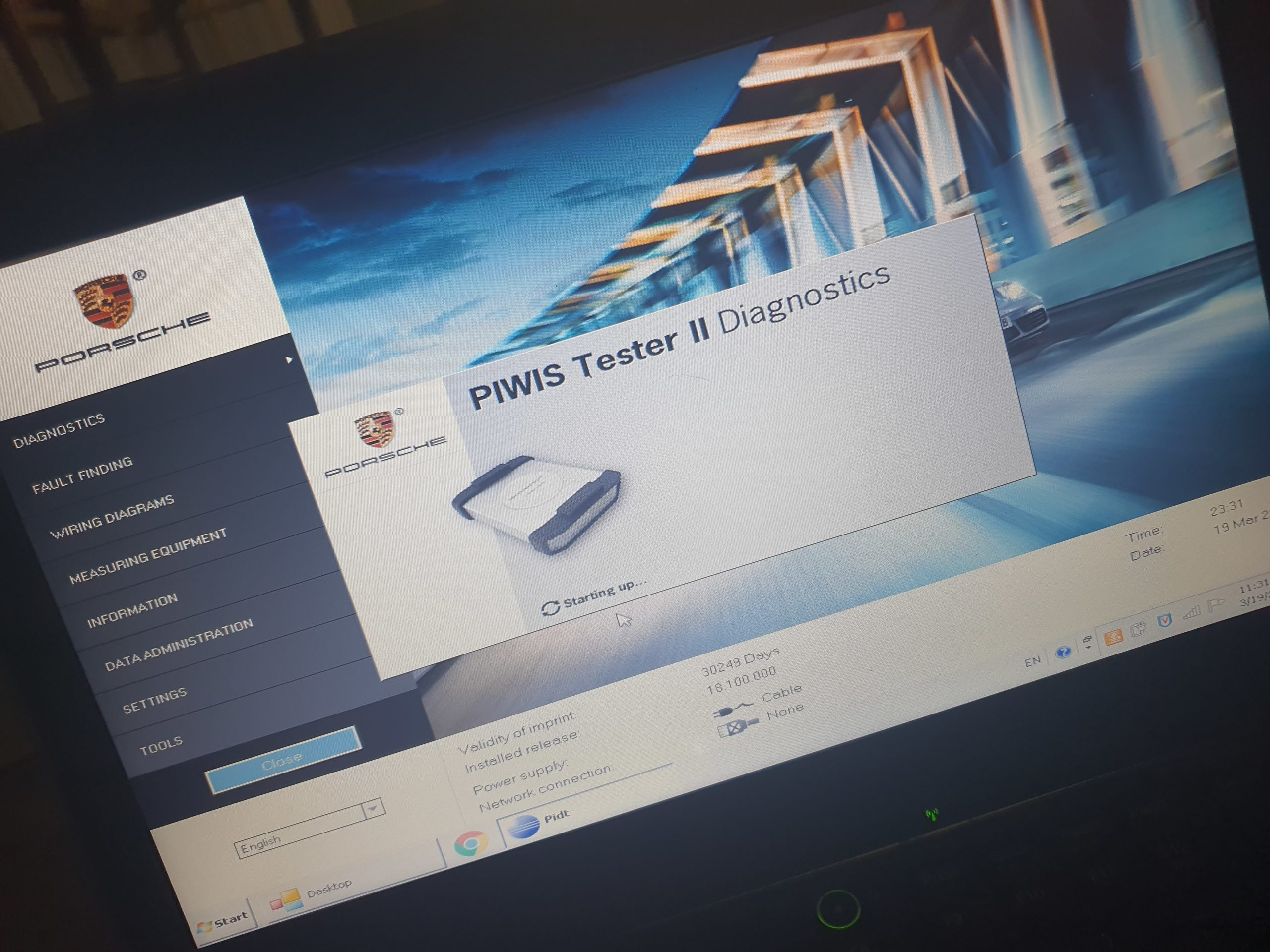 Porsche PIWIS OEM Diagnostics