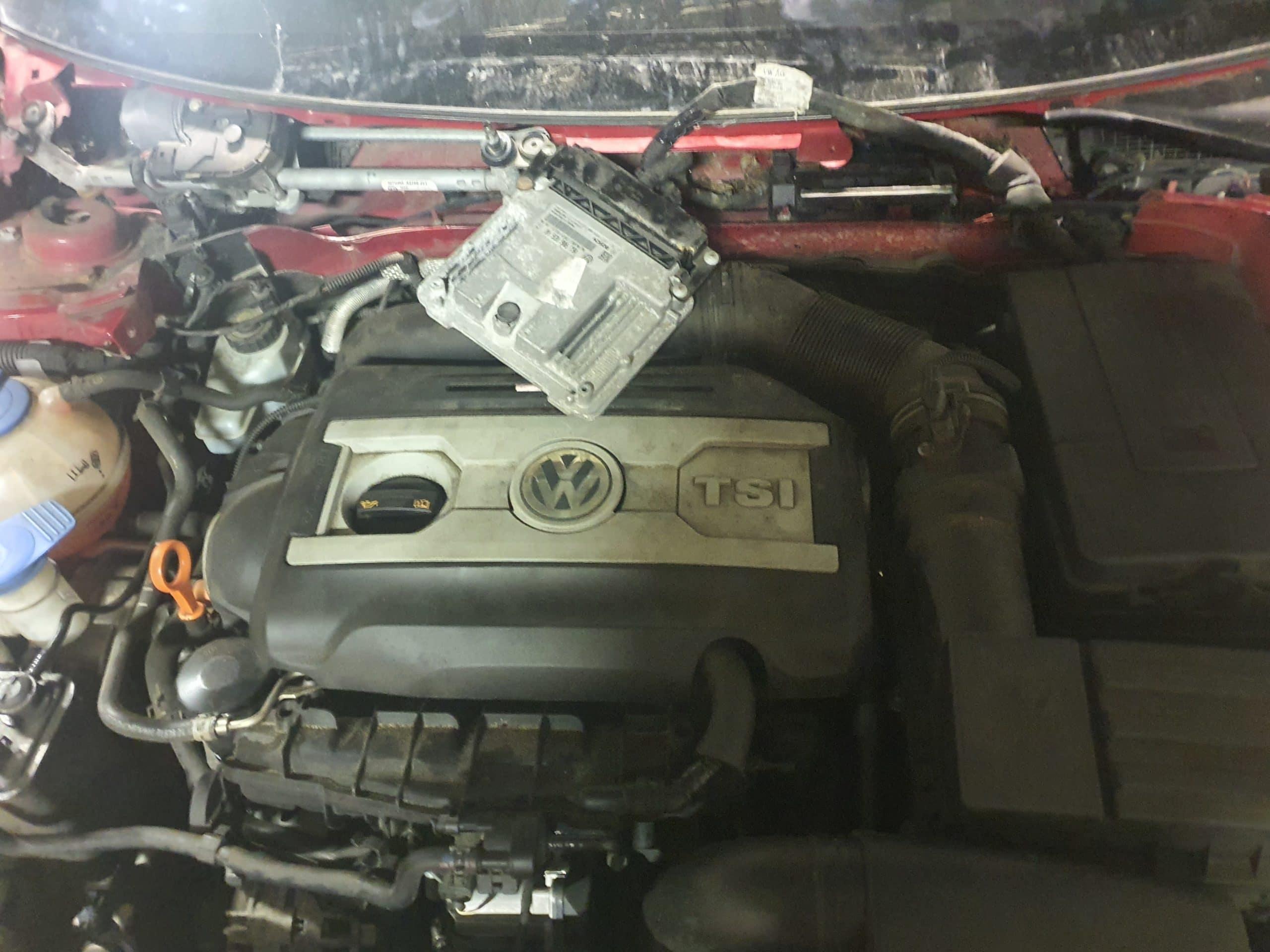 2.0 TFSI Volkswagen ECU Repair