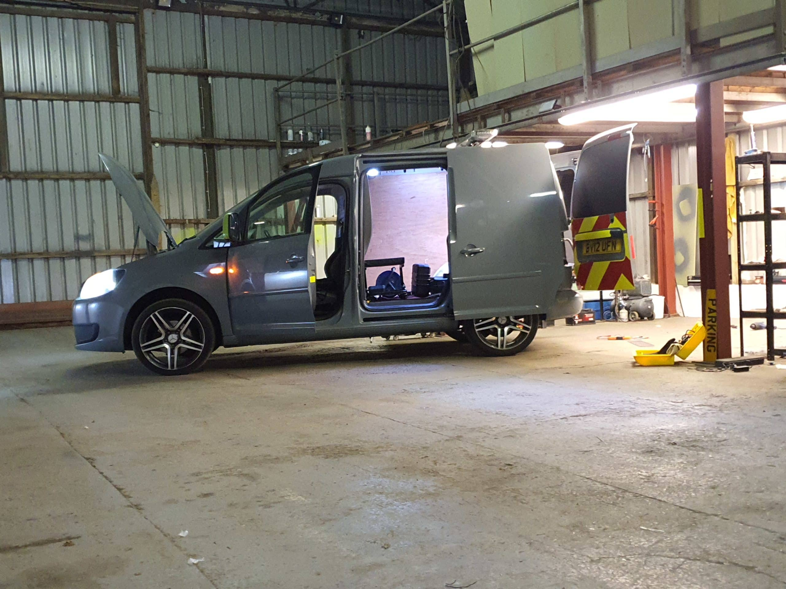 Van led lighting