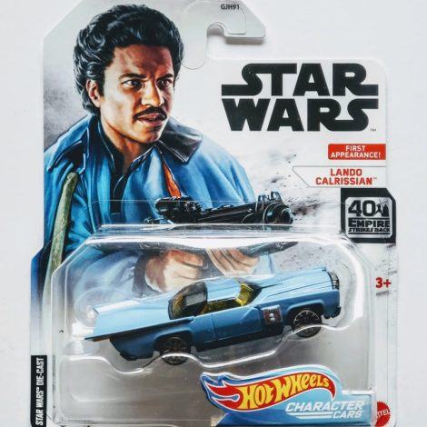 Hot Wheels 2020 Star Wars Character Cars Lando Calrissian GMJ04