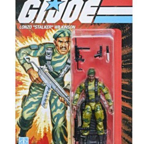 GI Joe Retro Collection 3.75 Action Figure (Walmart Only) London Stalker Wilkinson
