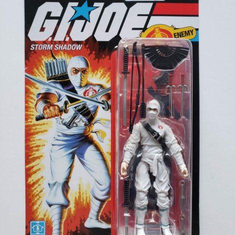 Buy GI Joe Retro Collection 3.75 Action Figure (Walmart Exclusive) Storm Shadow at JTC Collectibles.