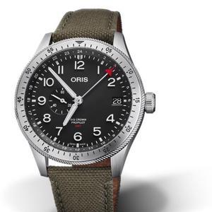 Oris Big Crown Propilot GMT Gents Watch 0174877564064-0732202LC_0
