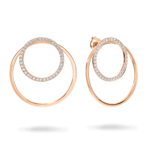GEORGINI CAPRI ROSE GOLD EARRING E735RG_0