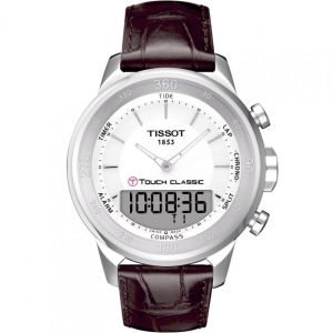 Tissot T Touch Classic Gents Watch T0834201601100_0