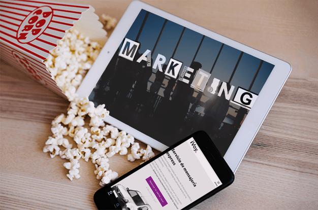 Las mejores películas de marketing