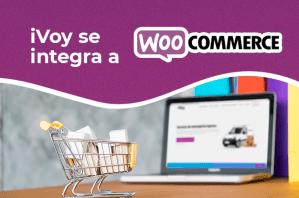 iVoy se integra como método de envío en WooCommerce