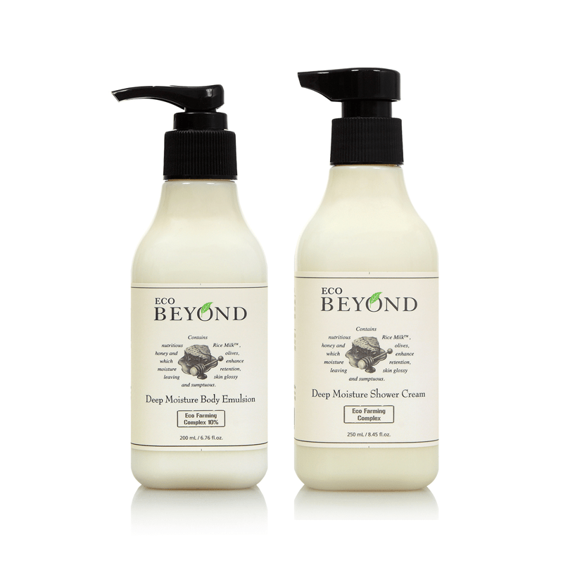 BEYOND 純淨深潤身體乳旅行瓶,純淨深潤沐浴乳旅行瓶 | butybox美妝體驗網
