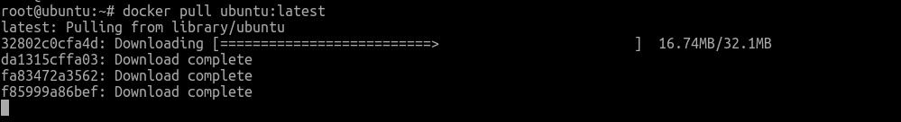 Image result for docker pull ubuntu