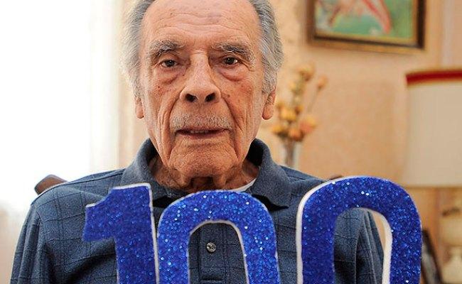 100 Años De Vida De Don Nacho Trelles Campos
