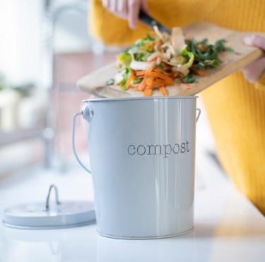 choisir son seau a compost de cuisine