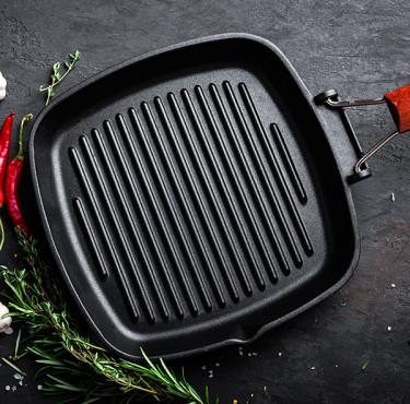 les meilleures poeles grill