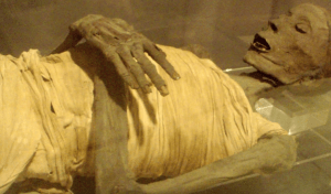 mummy curse