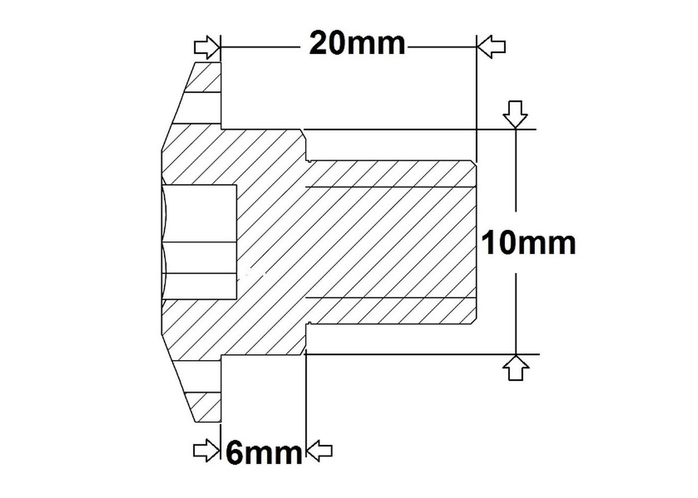 Skid Plate w RIMS System Titanium Bolt Kit