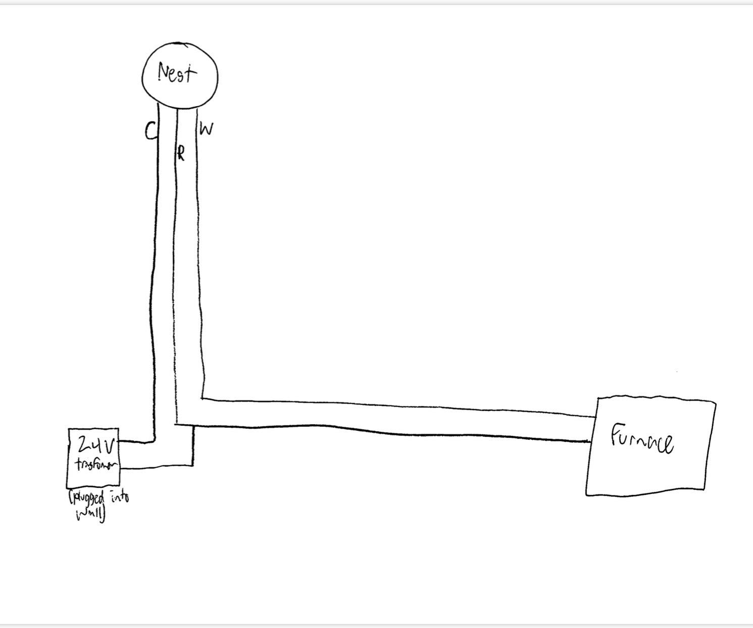 Nest Wiring Diagram 2 Wire / Nest Thermostat 2 Wire Hookup
