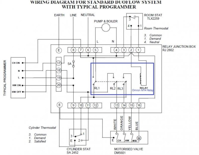 2 port valve wiring diagram 3 prong toggle switch wiring