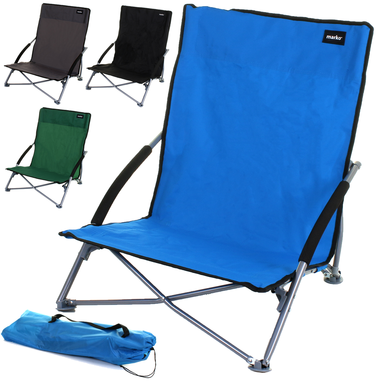 Low Folding Beach Chair Details About Beach Chair Low Slung Folding Camping Festival Pool Picnic Deckchair Lounger New