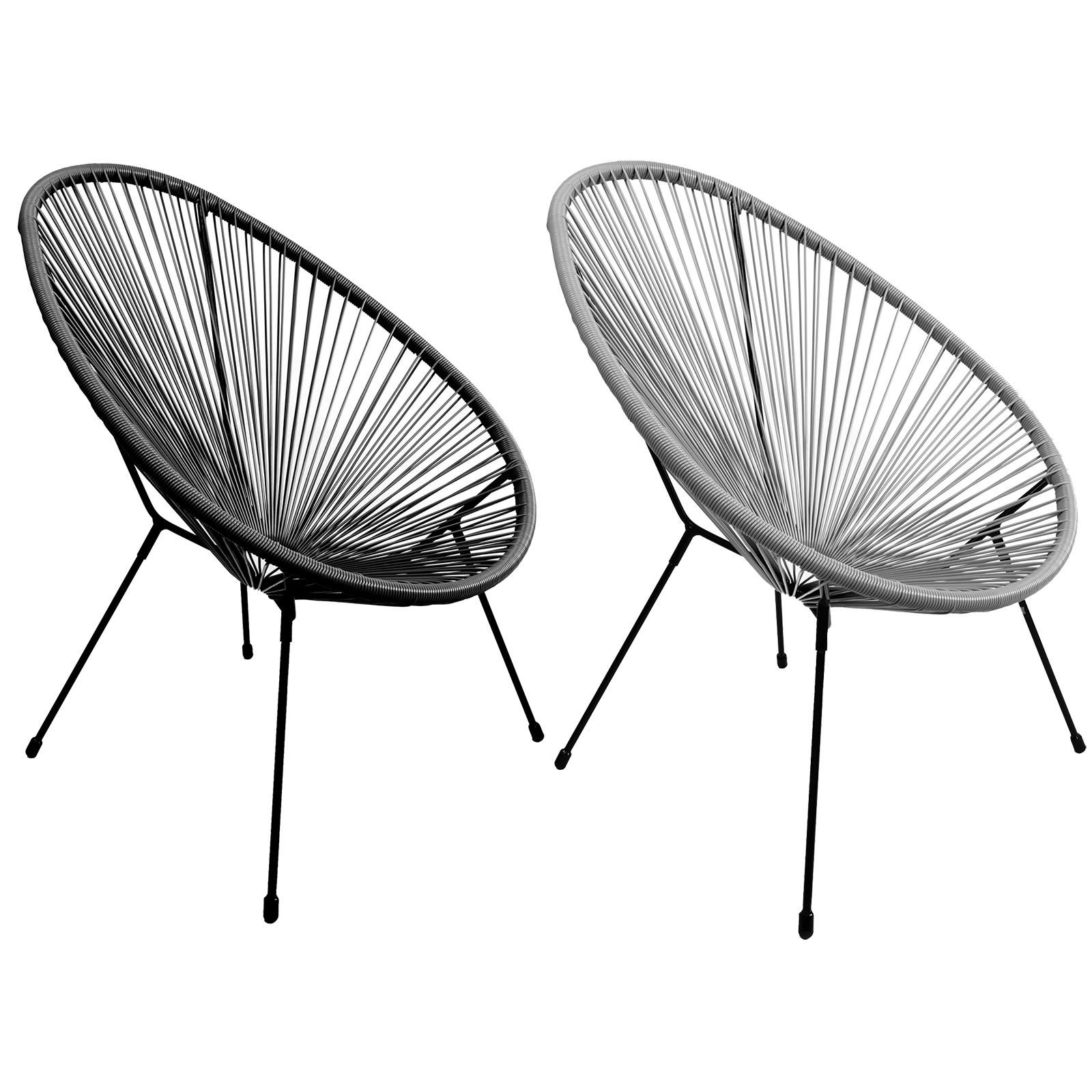 Egg Wicker Chairs Outdoor Details About Rattan String Chairs Moon Egg Modern Stylish Funky Furniture Indoor Outdoor New