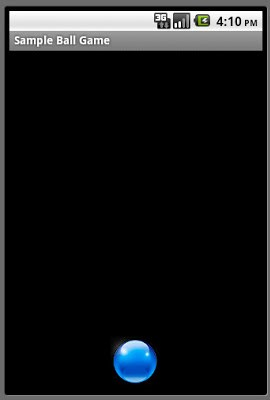 Simple canvas-based Ball game – Techdroid