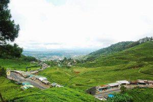 Keindahan Taman Wisata Riung Gunung