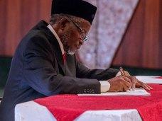 Justice Ibrahim Tanko Mohammed