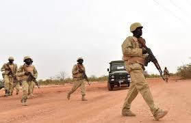 Image result for Burkina Faso army kills 146 militants