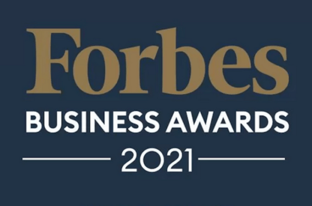 Forbes 2021 Awards
