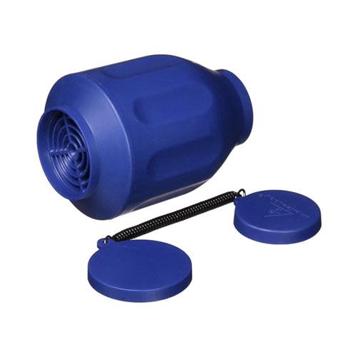 SmokeBuddy Regular - Blue - Open